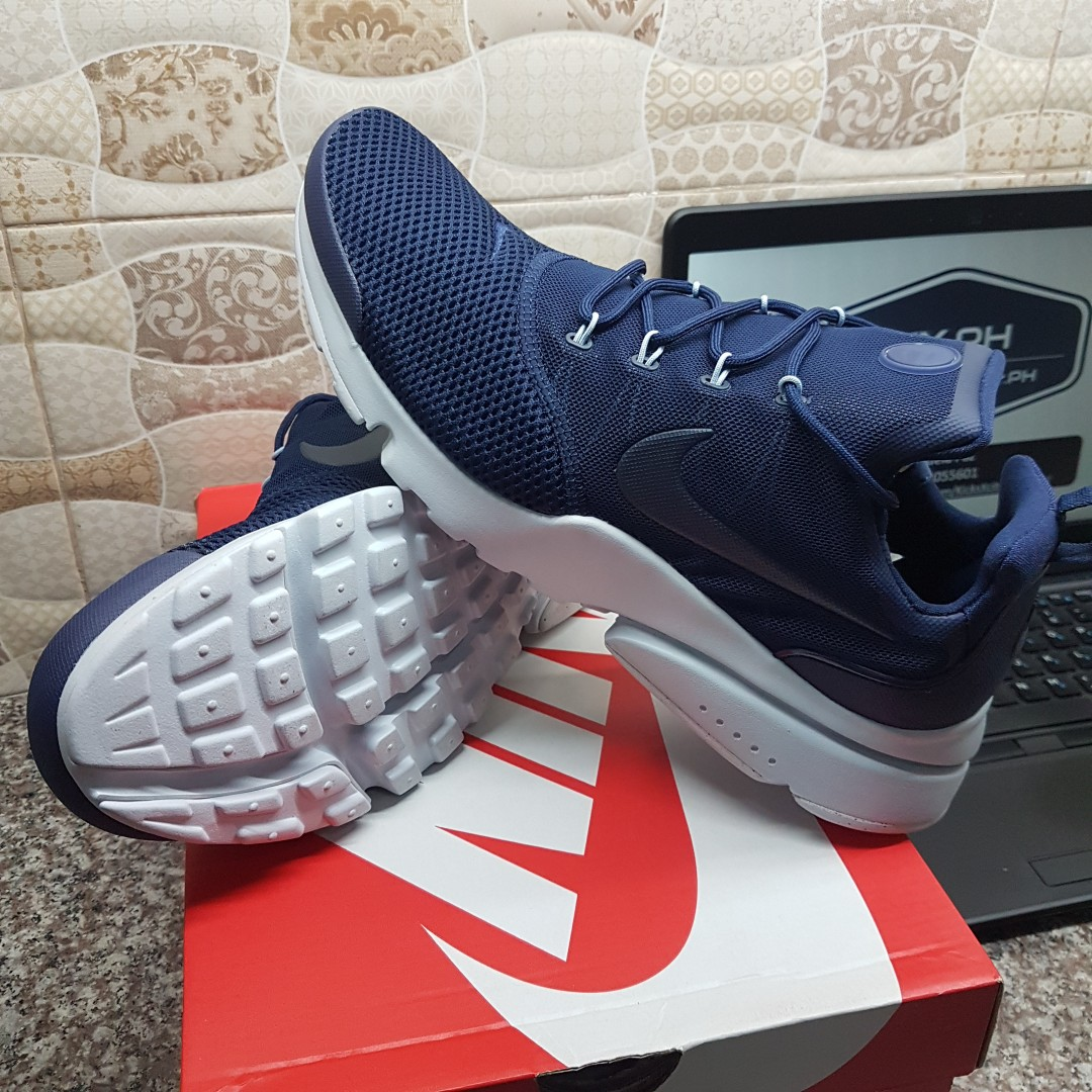buy online e42a6 52969 Nike Presto Fly Midnight Navy Colorway US Size 10.5, Men's ...