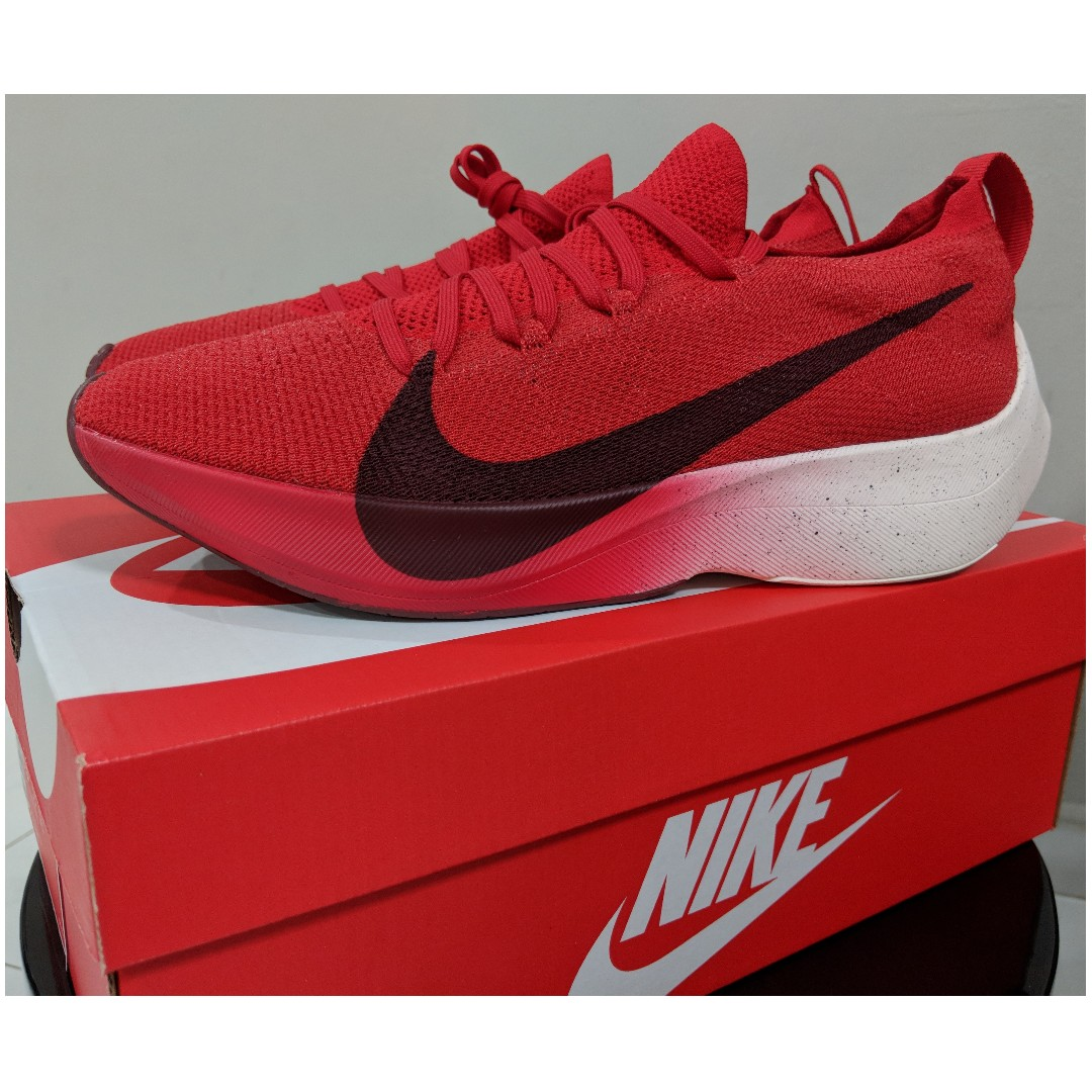 387aaf3a6c96 Nike Vapor Street Flyknit Red US 9.5 (open to swapping with VSF in ...