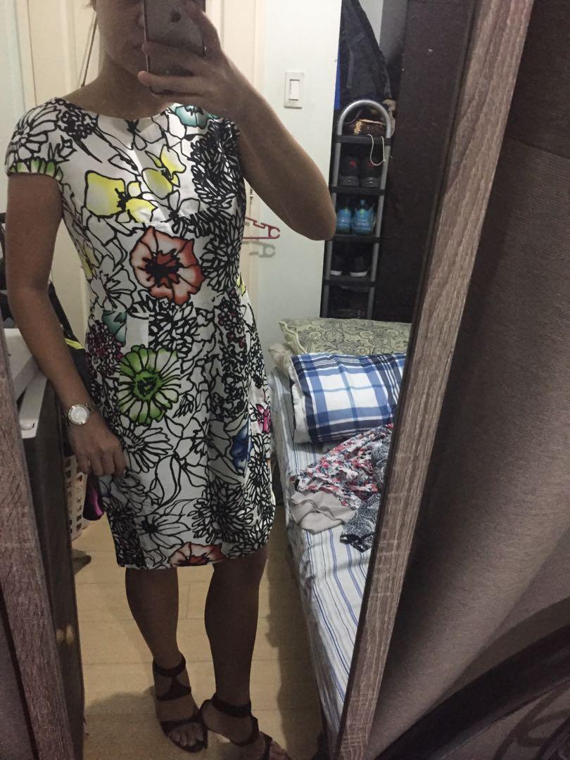 ninewest dress