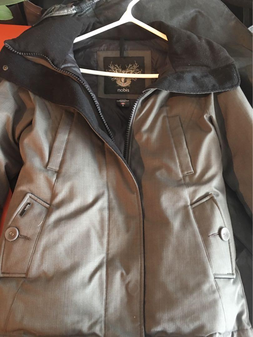 Nobis The Lindsay woman's coat
