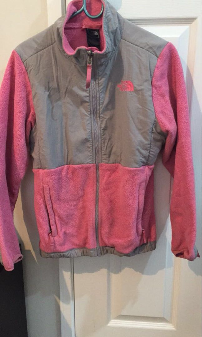 North face jacket size s