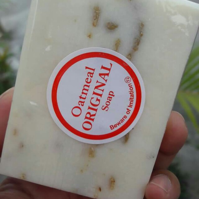 OATMEAL SOAP (Organic Hand made soap)