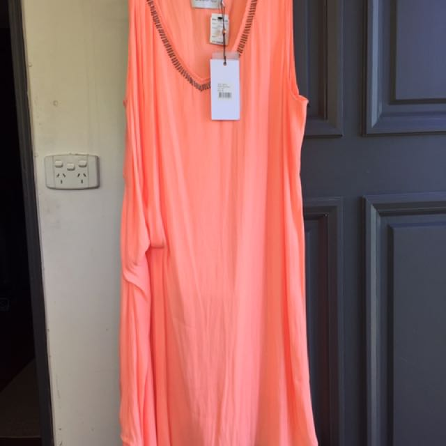 Occupied women's designer dress