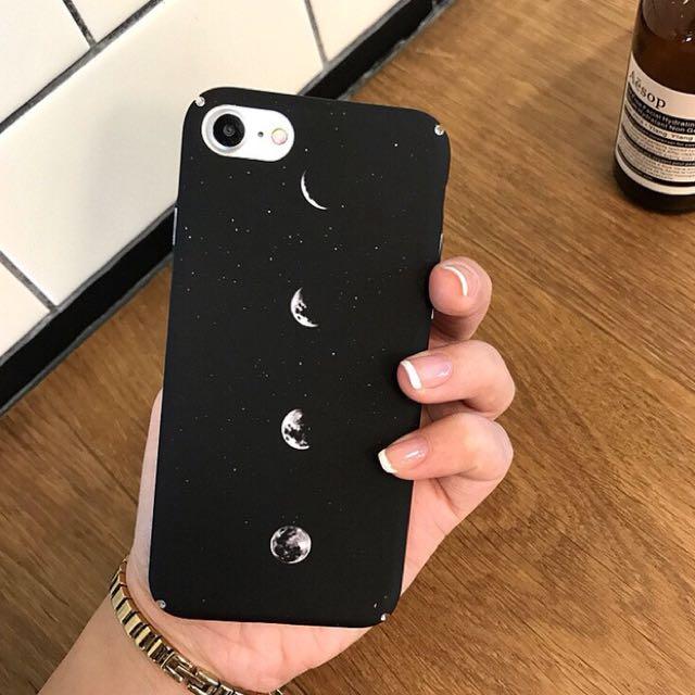 ONHAND❗️Quiet Moon Case (Iphone6/6s)