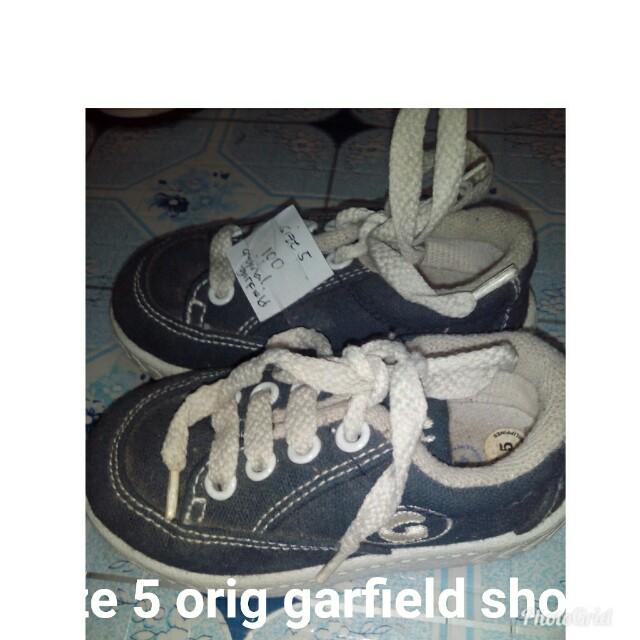 orig garfield shoes
