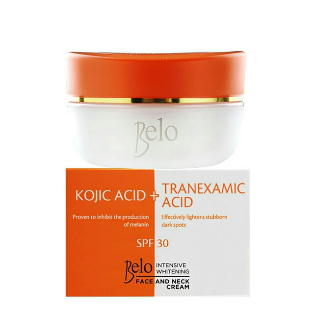 🎉P50 Off!🎉 Belo Intensive Whitening Face and Neck Cream SPF 30