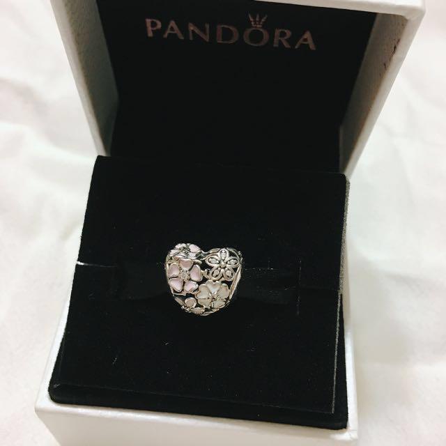 90c968c6c Pandora Poetic Blooms Charm from Australia (Bracelet not included ...
