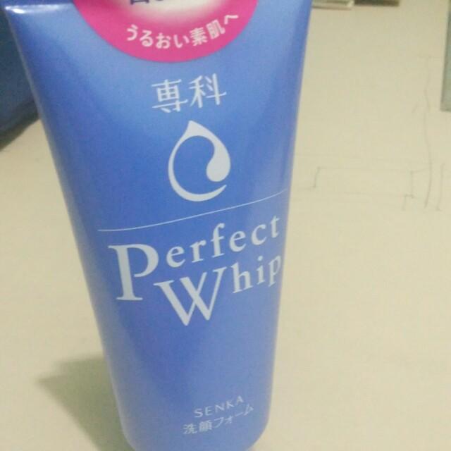 Perfect Whip Facial Foam