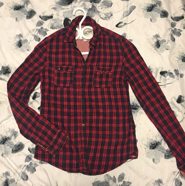 Plaid shirts (SWIPE!)