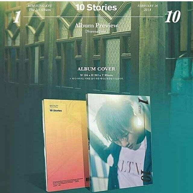 Po Kim Sunggyu 10 Stories Entertainment K Wave On Carousell