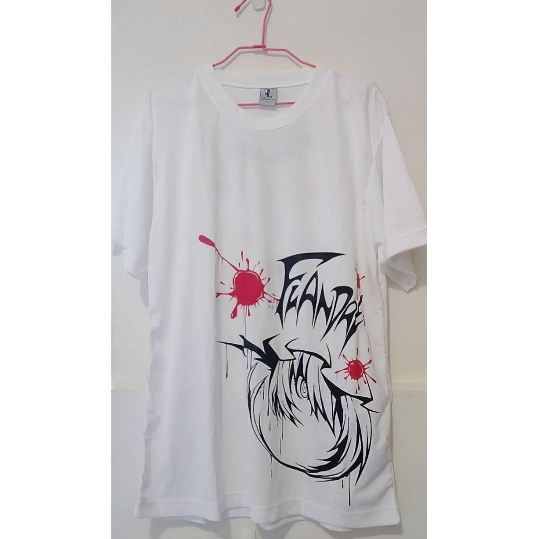 東方project 芙蘭朵露 斯卡蕾特 T恤 上衣 T-shirt