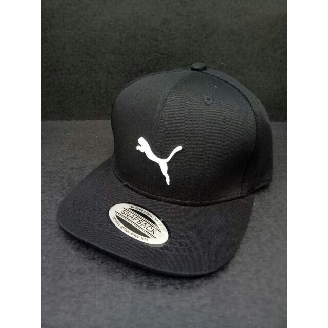 840f7644 Puma Snapback Cap *limited*, Men's Fashion, Accessories, Caps & Hats on  Carousell