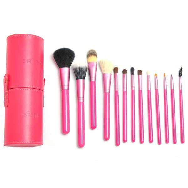 ... pure mac brush set w hard case preloved health beauty makeup on carousell ...