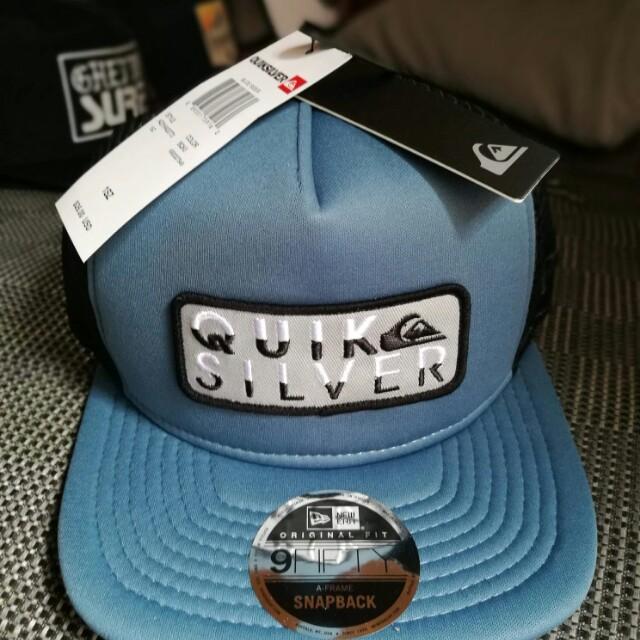 Quiksilver cap