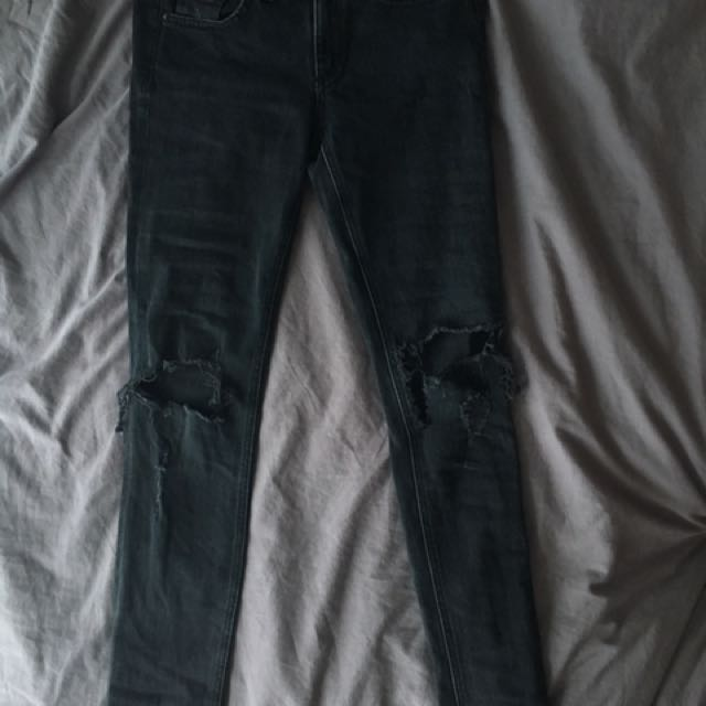 RAG & BONE denim skinny jeans