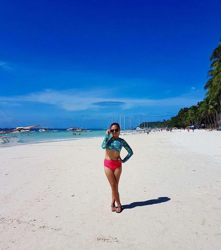 rashguard two piece swimsuit coco cabana