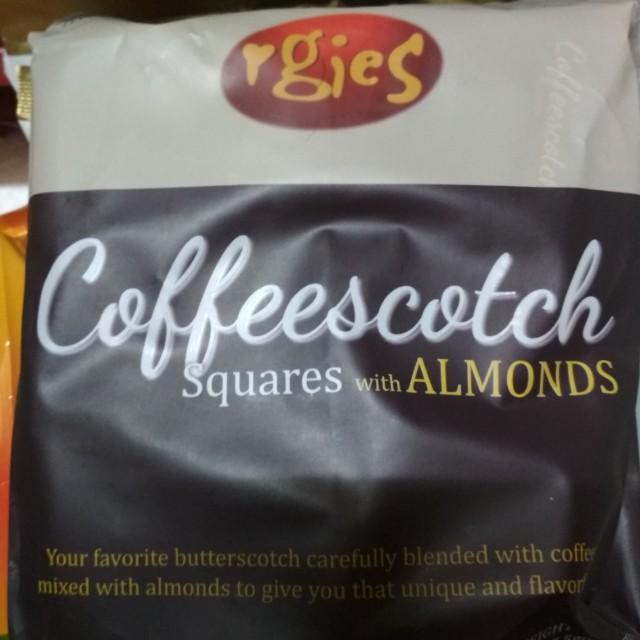 Rgies ButterScotch Squares