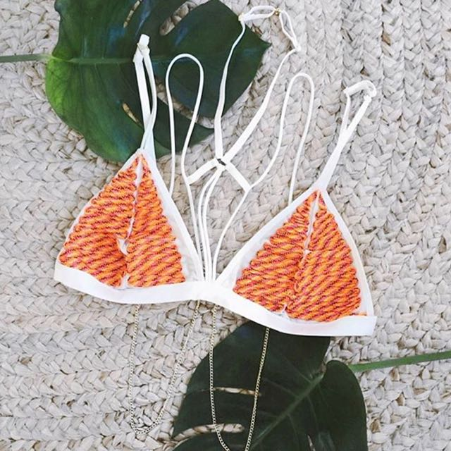 Sass and Bide Heart Upon Bralette