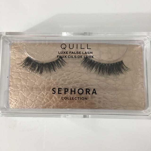 557244c4732 Sephora Quill Lashes, Health & Beauty, Makeup on Carousell