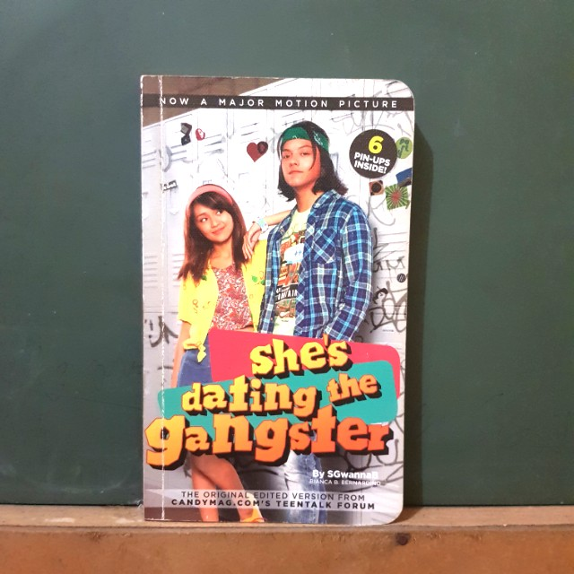 she's dating the gangster (wattpad/popfiction)