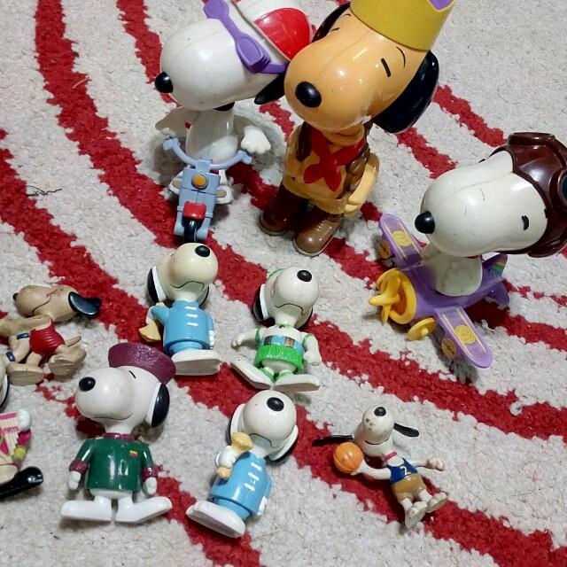 Snoopy set