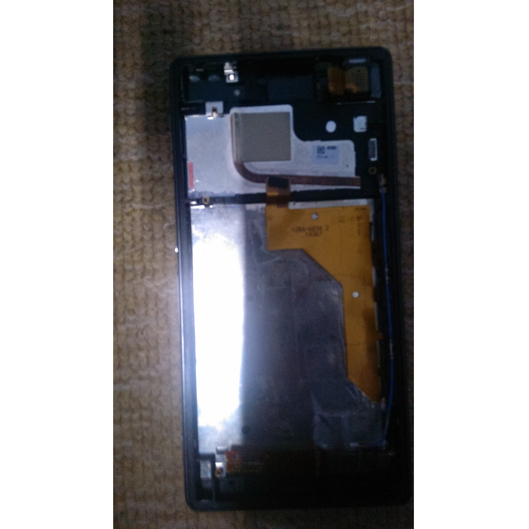 Sony Xperia Z3 LCD,Frame, and Back Cover