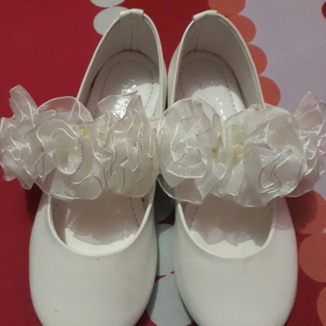 Sugar White Shoes
