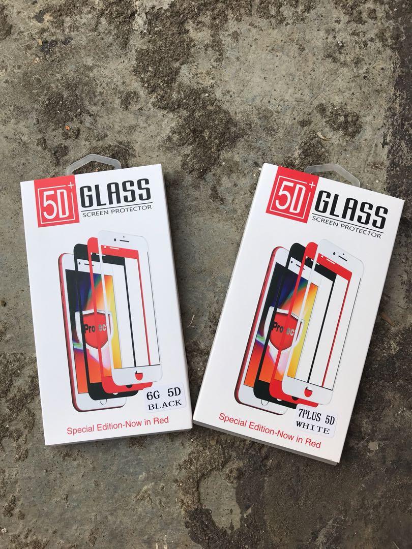 Tempered glass 5D premium