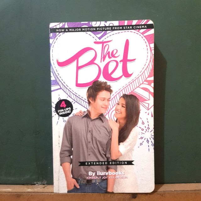 the bet (wattpad/popfiction)
