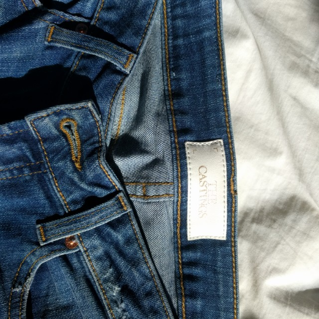 The castings jeans