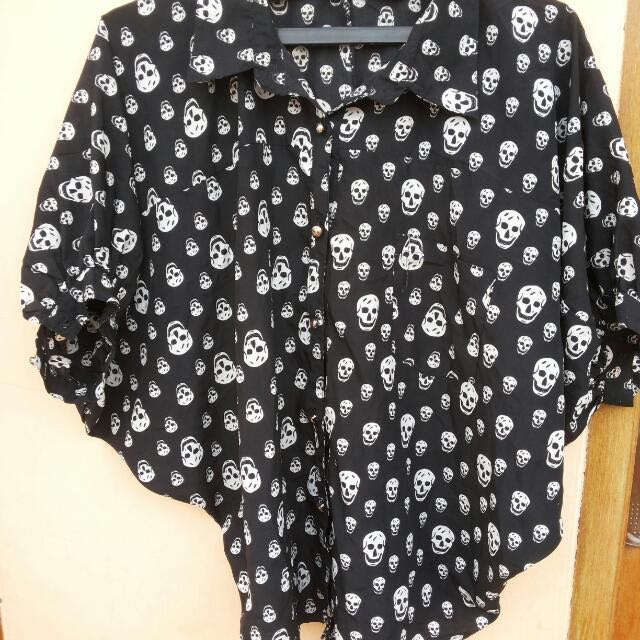 The Skull Batwing