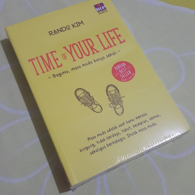 Time of your life by rando kim