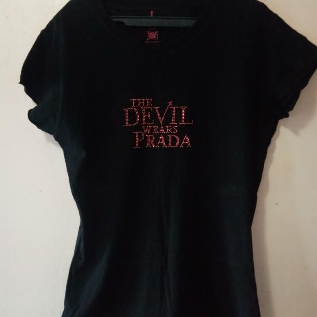 TM shirt (the devil wears prada)
