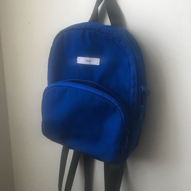 TNA Royal Blue Mini Backpack