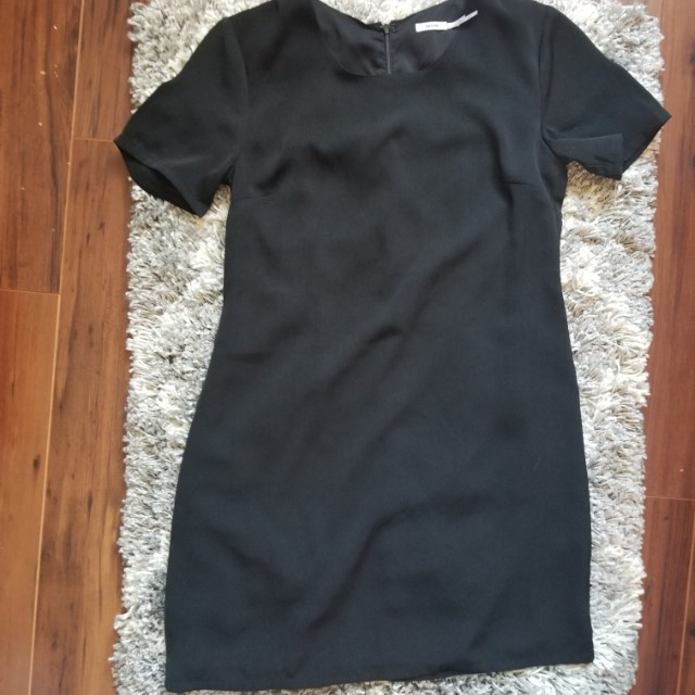 Urban Outfitters Black Shift Dress