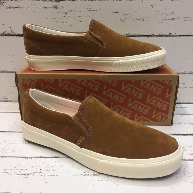Vans Gamuza Slip-on for Men