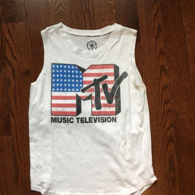 Vintage MTV t shirt (small)