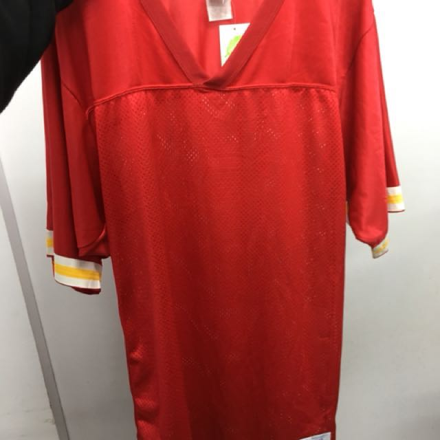 VINTAGE RUSSELL ATHLETIC MESH JERSEY 網眼球衣