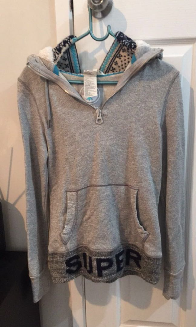 Winter hoodie size s