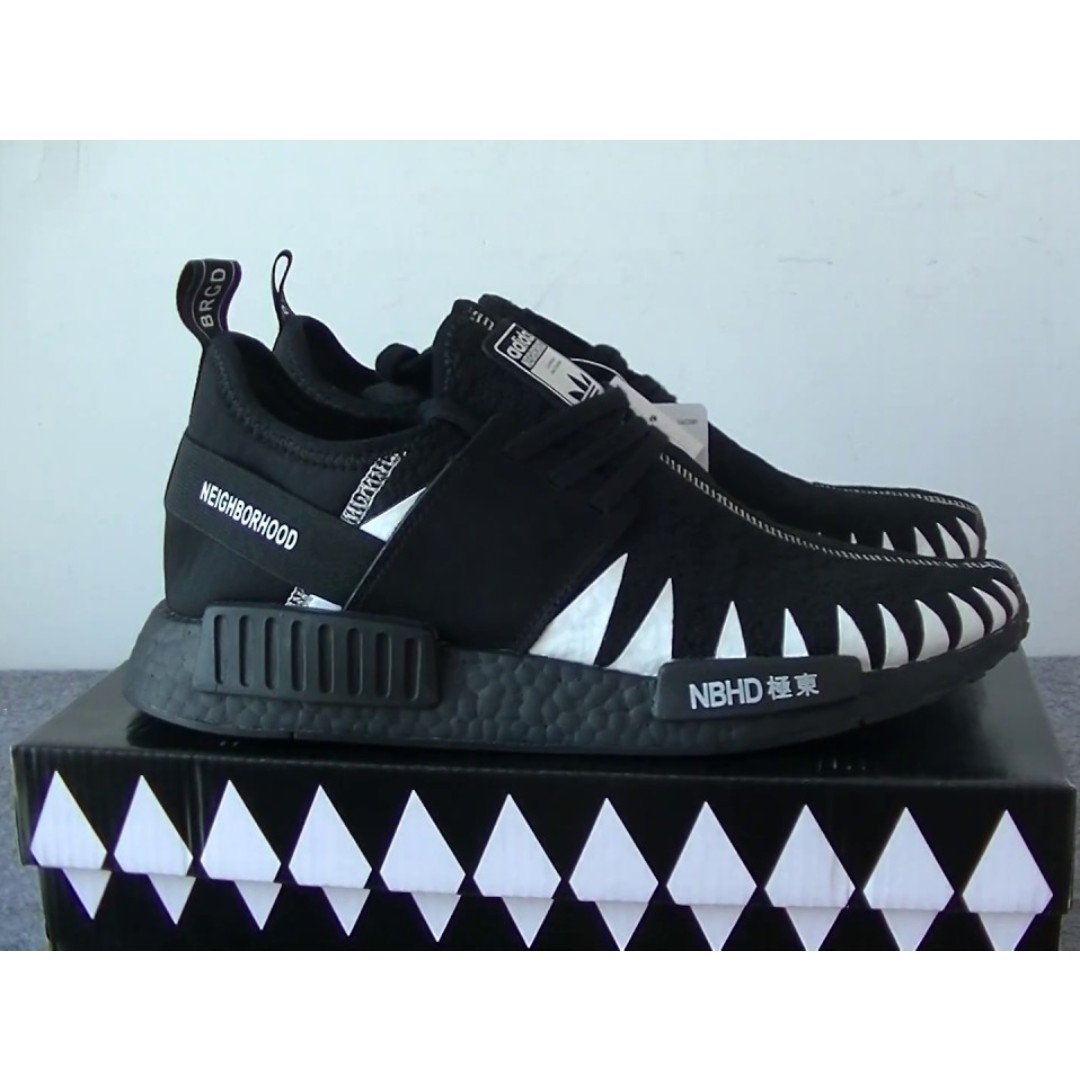 sports shoes a58af c585b WTS: Adidas Neighborhood NBHD NMD R1 PK US10.5