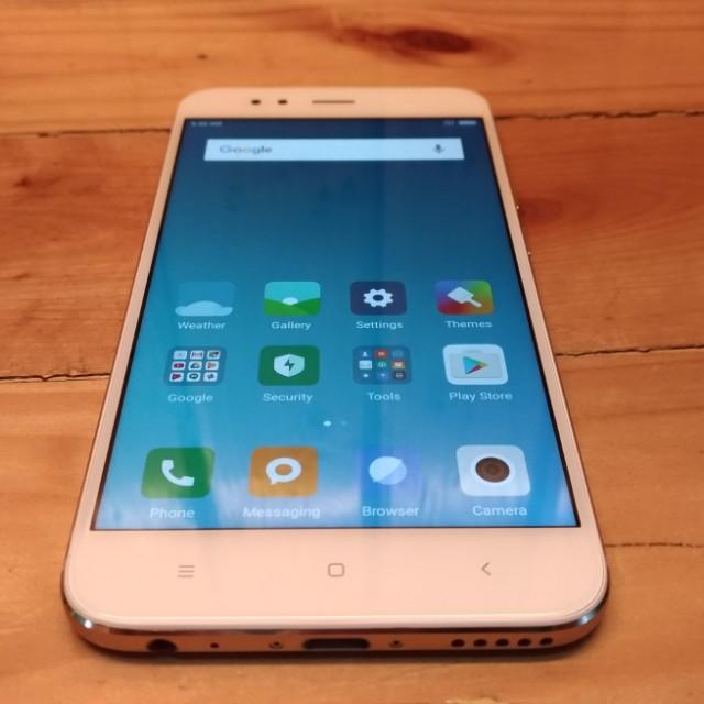 Xiaomi Mi 5X 32GB 4GB ram Gold 4G LTE