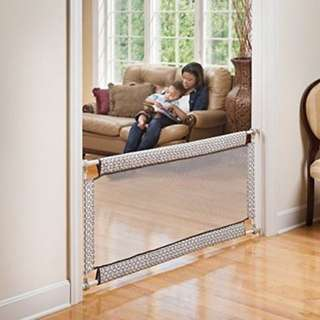 Evenflow soft gate. Measurements are 97-152 cm length and 69 cm width