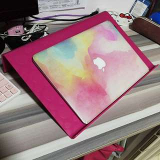 IKEA Brada Pink laptop stand