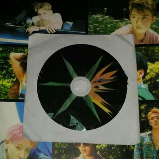 The War (kokobop) cd