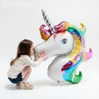 (Preorder) Unicorn Foil Balloon