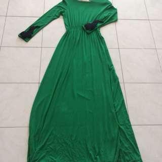 FEB50 Poplook dress poppy tal