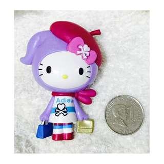 Rare Hello Kitty Adieu Tokidoki