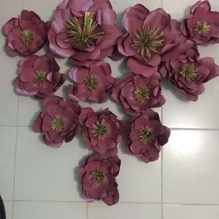 Paper Flower Plum