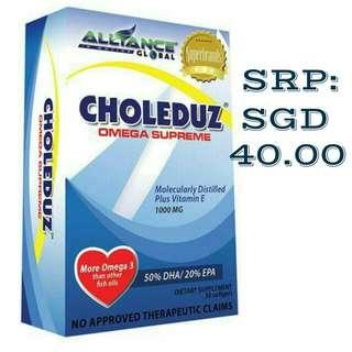 Choleduz ( Fish Oil)