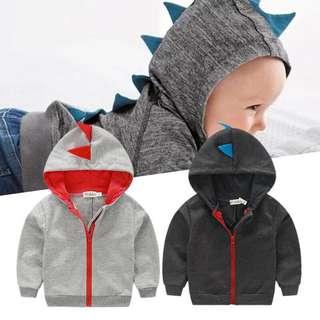 Hoodie Jacket - DINOSAUR ROAR